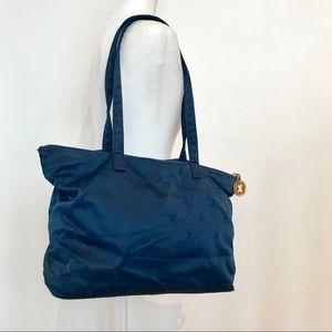 Paloma Picasso navy blue bag